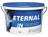 ETERNAL IN je vodou riediteľná, žiarivo biela, príjemne parfumovaná interiérová disperzná farba, vyznačujúca sa vysokou krycou schopnosťou a veľmi príjemnými aplikačnými vlastnosťami.