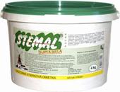 STEMAL je stierková hmota, ktorá sa používa na vnútorné povrchové úpravy bytových, občianskych a priemyselných stavieb.