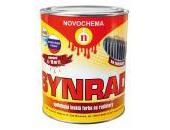 Synrad je syntetická farba na radiátory lesklá, vhodná na vonkajšie aj vnútorné použitie.