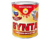 Synta je syntetický univerzálny email. Nátery sú odolné proti atmosferickým vplyvom.