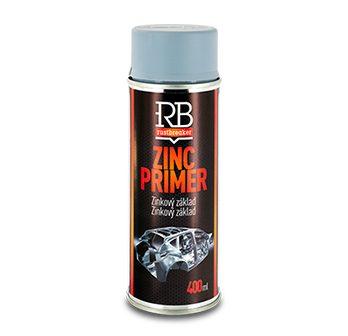 Zinc / Alu zinc primer, zinkový základ, hliníkovo zinkový základ,