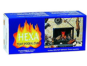 Hexa tuhý podpalač