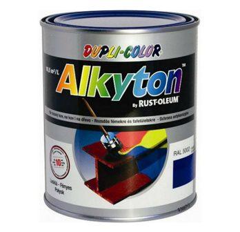 Alkyton, ALkyton na hrdzu,