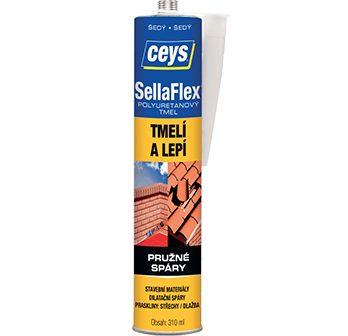 Sellaflex polyuretánový tmel, PU tmel, na pružné špáry,