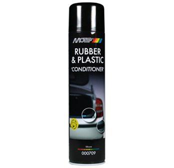 ochrana plastov a gúm, oživovač plastov, leštenka na plasty, čiernidlo na plasty, autokozmetika, autoochrana, motip