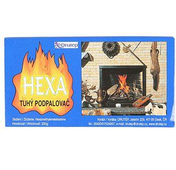 hexa tuhý podpaľovač,