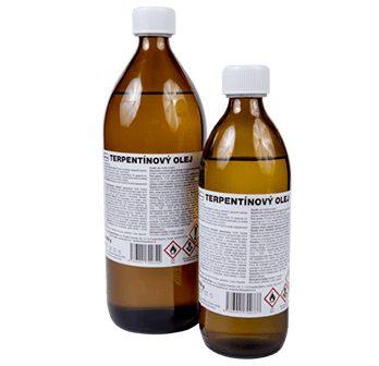 Terpentínový olej,